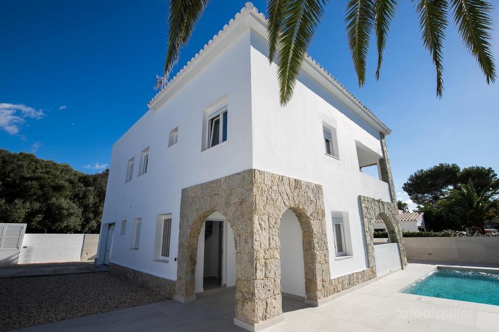 Apartamento Marei III en Cala Blanca, Ciutadella, Menorca