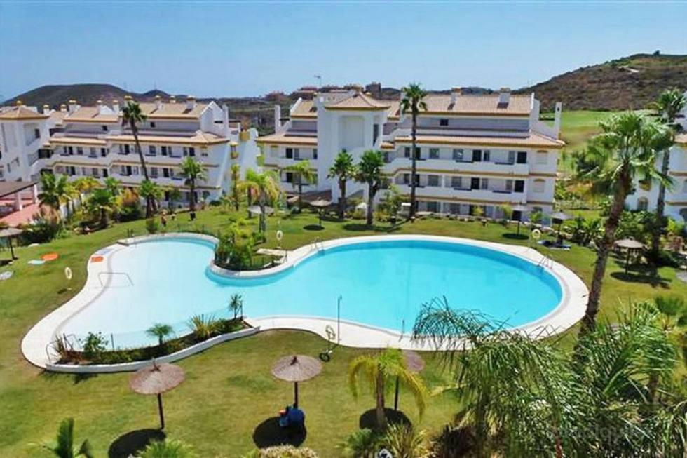 Apartamento en campo de golf de La Cala de Mijas, Málaga