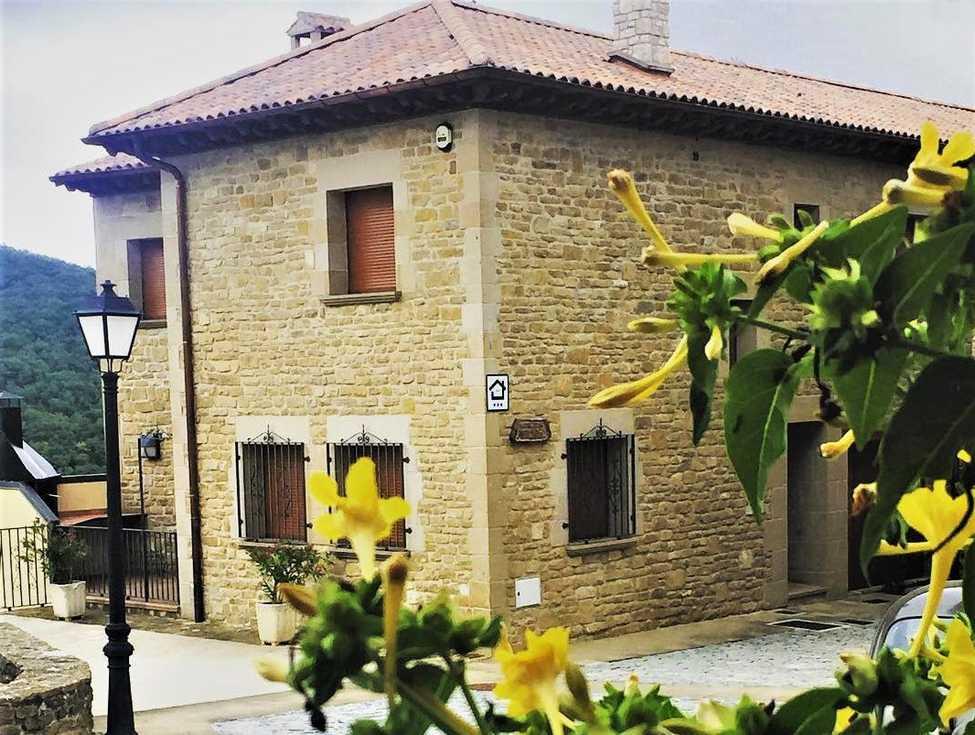 Alquiler Casa Rural Mirizabal en Echagüe, Navarra