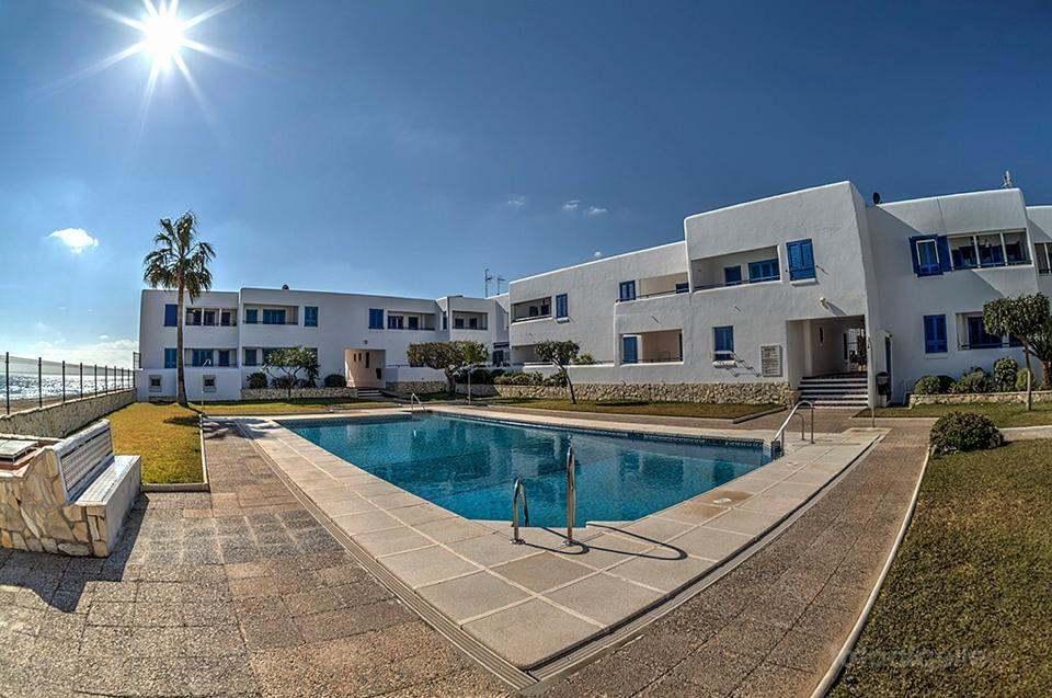 Apartamento en primera línea de playa en Mojácar, Almería