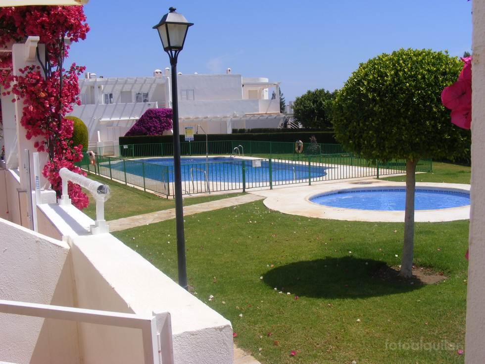 Alquiler de apartamento para vacaciones en Mojácar playa, Almería