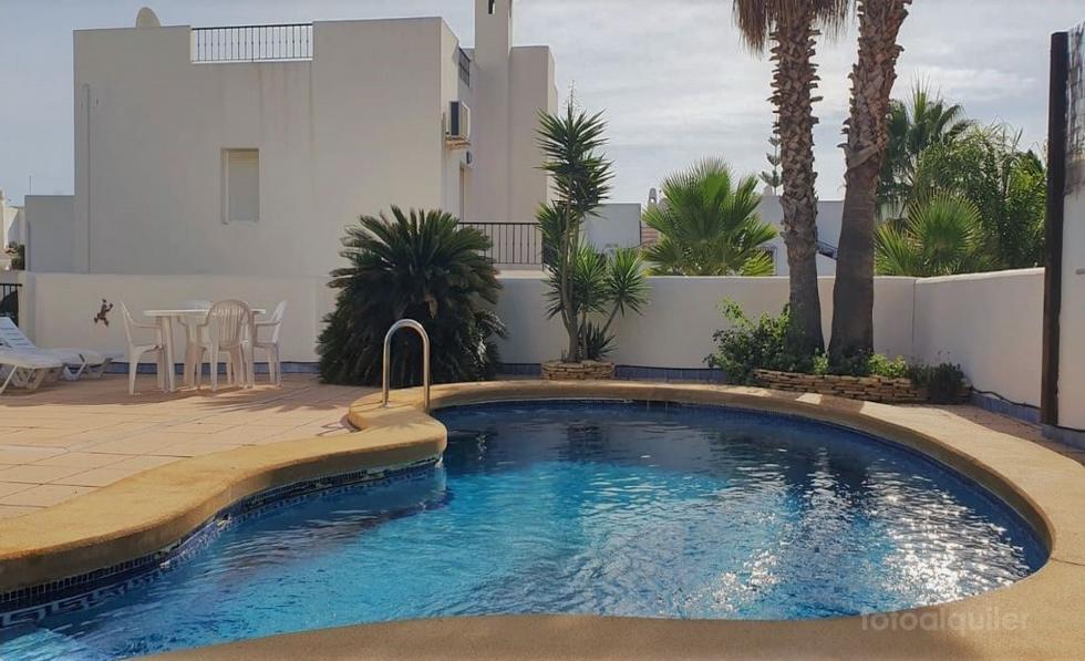 Villa independiente con piscina privada en Mojácar, Almería