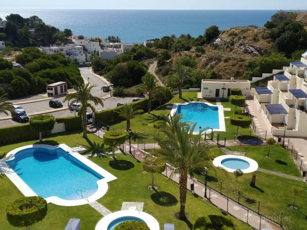 Alquiler de ático en Mojácar Playa, Urbanización Los Atalayones, Almería, ref.: mojacar2158