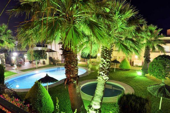 Alquiler apartamento Mojácar, primera línea playa, Urbanización Jardín de la Marina, Almería, ref.: mojacar3677
