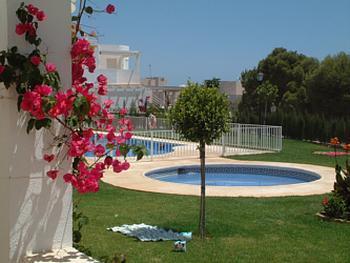 Alquiler de apartamento en Mojácar, Urbanización Dama de Baza, Almería, ref.: mojacar6102