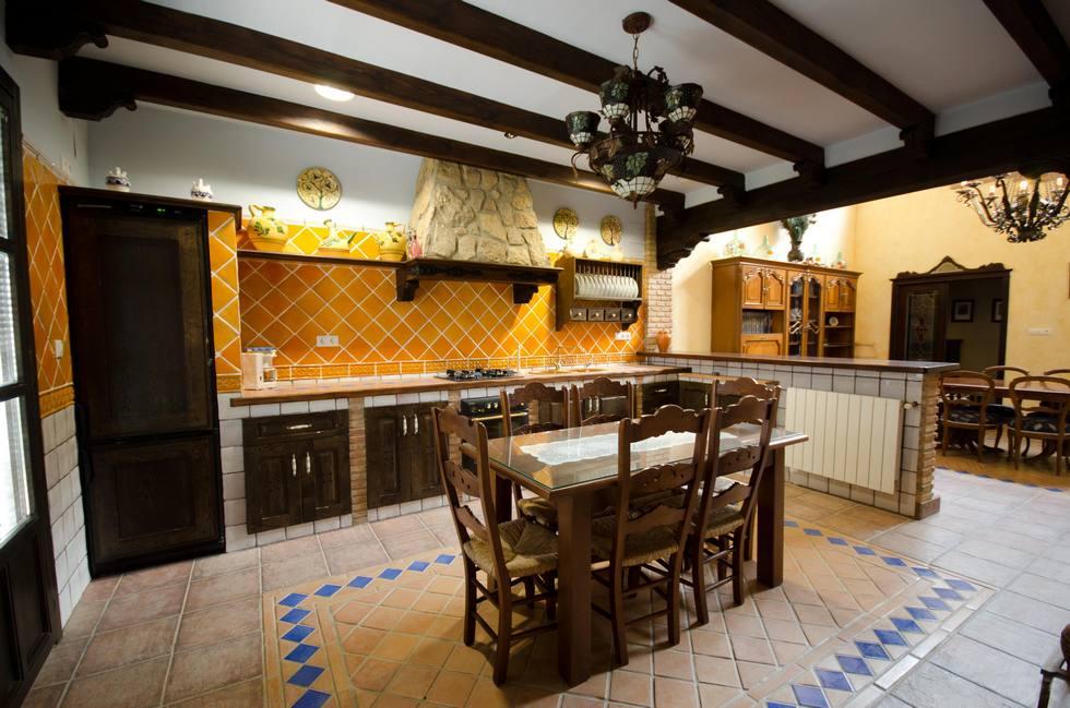 Casa Rural Montecillo Bajo en Carcabuey, Córdoba