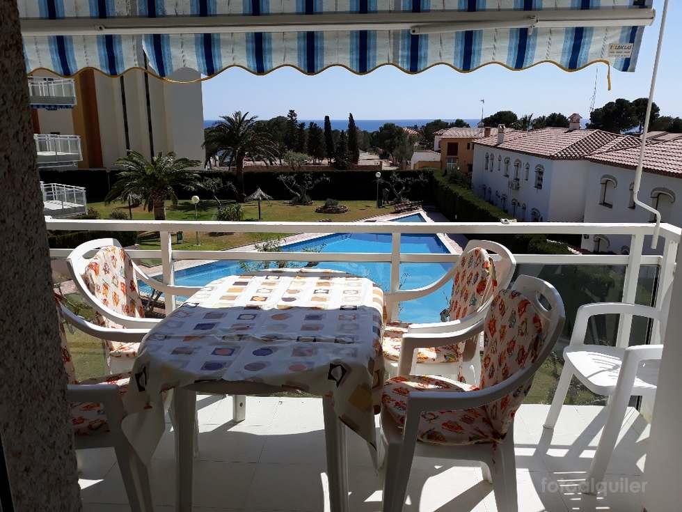 Alquiler de apartamento en la urbanización del Pino Alto, Mont Roig del Camp, Tarragona, ref.: montroig10628