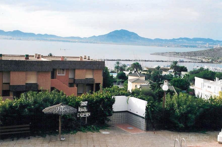 Alquiler de apartamento en La Manga del Mar Menor, Murcia, ref.: mu18