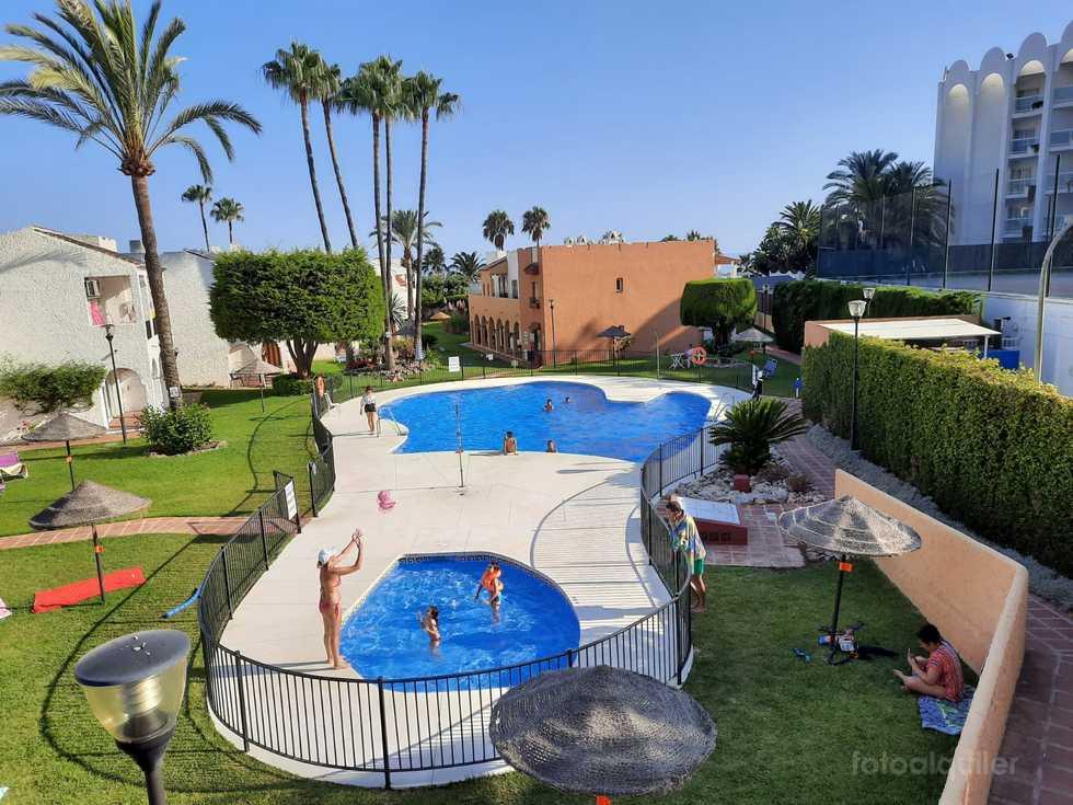 Apartamento en Nerja, primera linea de playa, Costa del Sol, Málaga