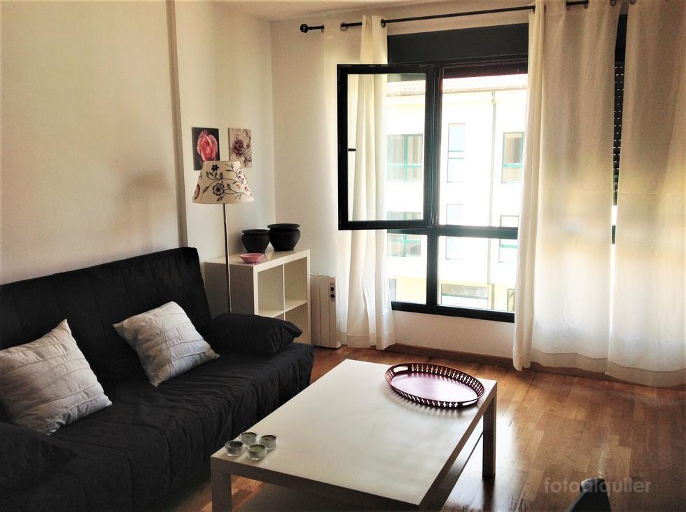 Apartamento cerca de la playa en O Pindo, Carnota, A Coruña
