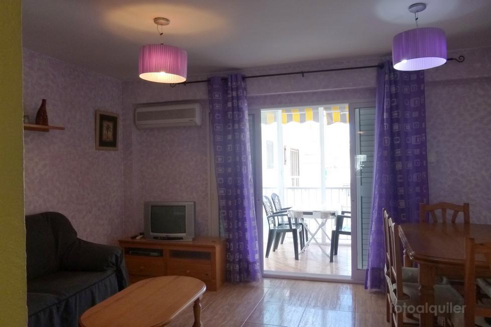 Alquiler apartamento en Oliva a 50 metros del mar, Oliva, Valencia