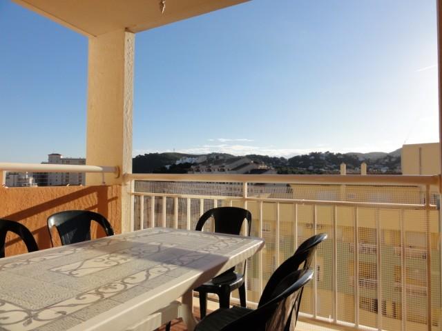 Apartamento para 6 personas con vistas al mar en Oropesa del Mar