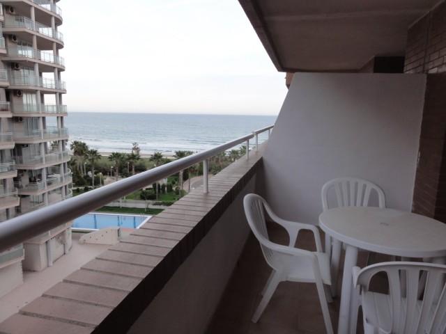 Apartamento para vacaciones en Oropesa del Mar, residencial Costa Marina III