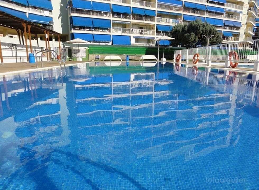 Apartamento para 5 personas a 50 metros de la playa en Oropesa, urbanización Oroma