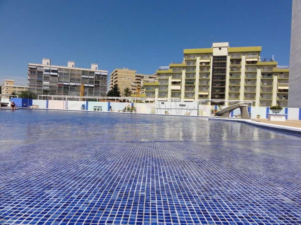 Alquiler apartamento urbanización Mar de Oropesa II, playa de la Concha, Oropesa del Mar