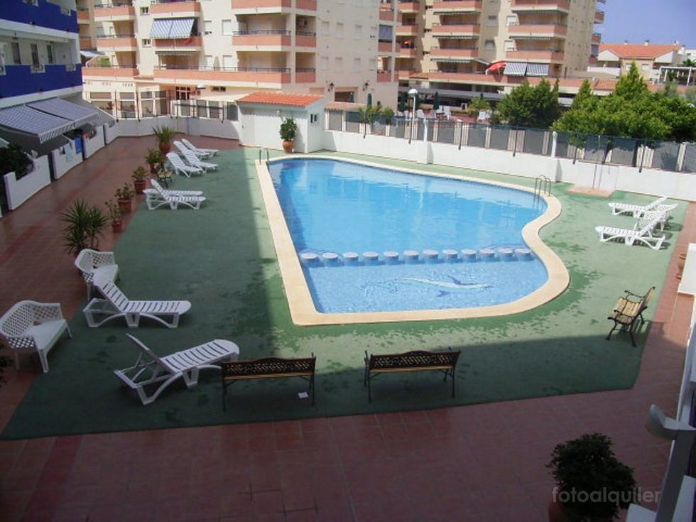 Apartamento  a 200 metros playa de La Concha, urbanización Bonlloc, Oropesa del Mar