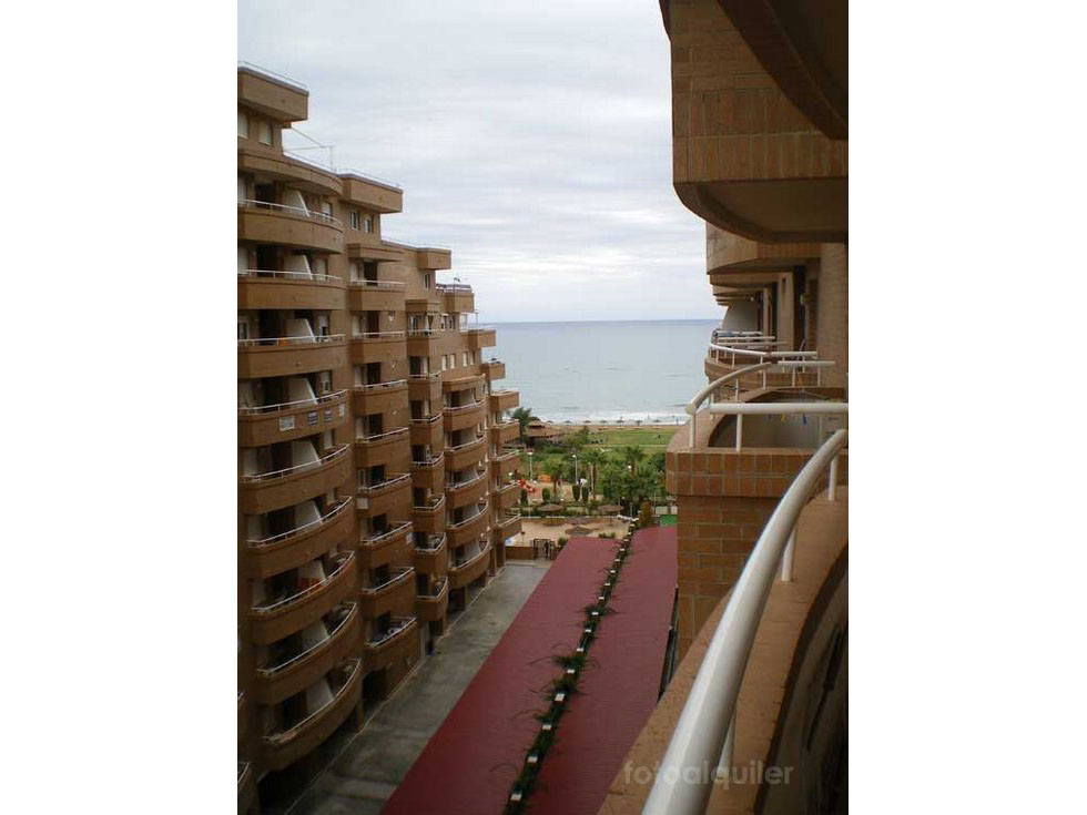 Alquiler apartamento en primera línea de playa en Marina D´Or, Oropesa del Mar, Castellón, ref.: oropesa-11231