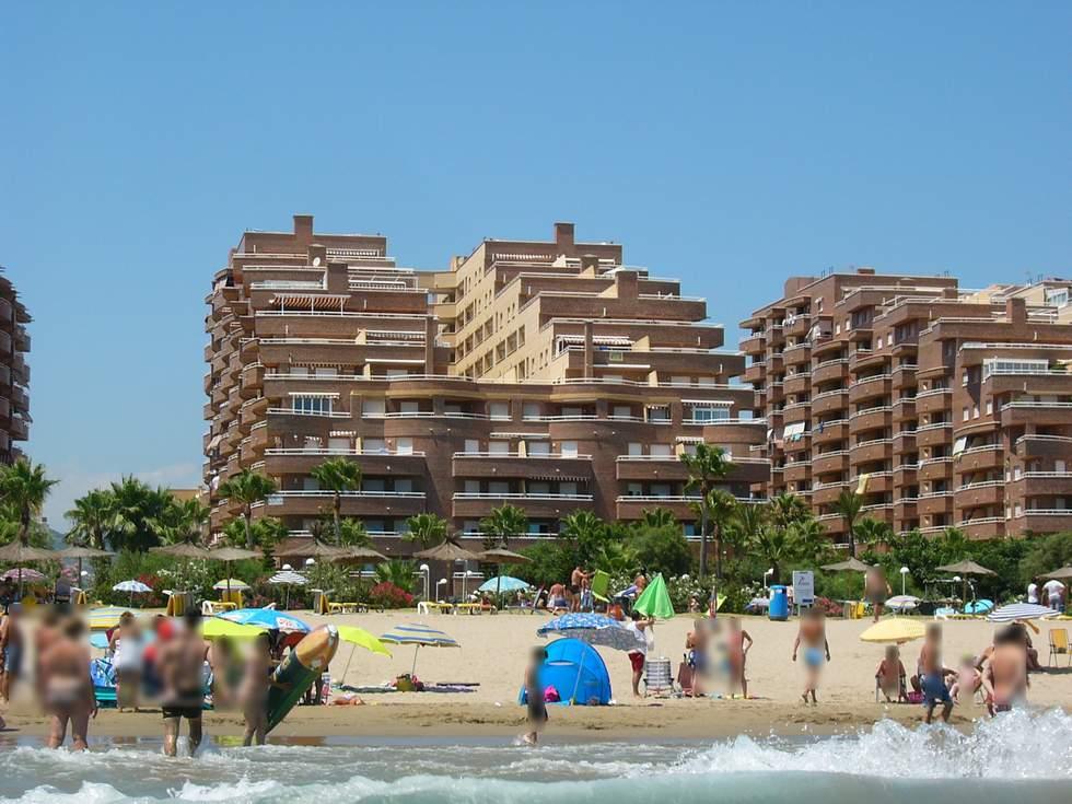 Apartamentos en primera línea de playa, Marina D Or, Oropesa del Mar, Castellón, ref.: oropesa8419