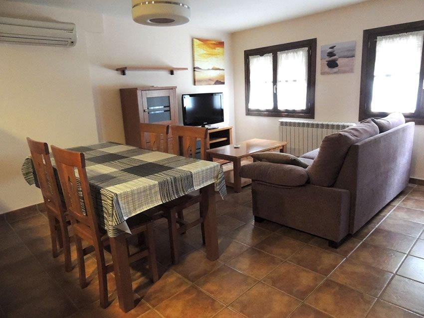 Apartamento rural O´Royo en Alquézar, Huesca