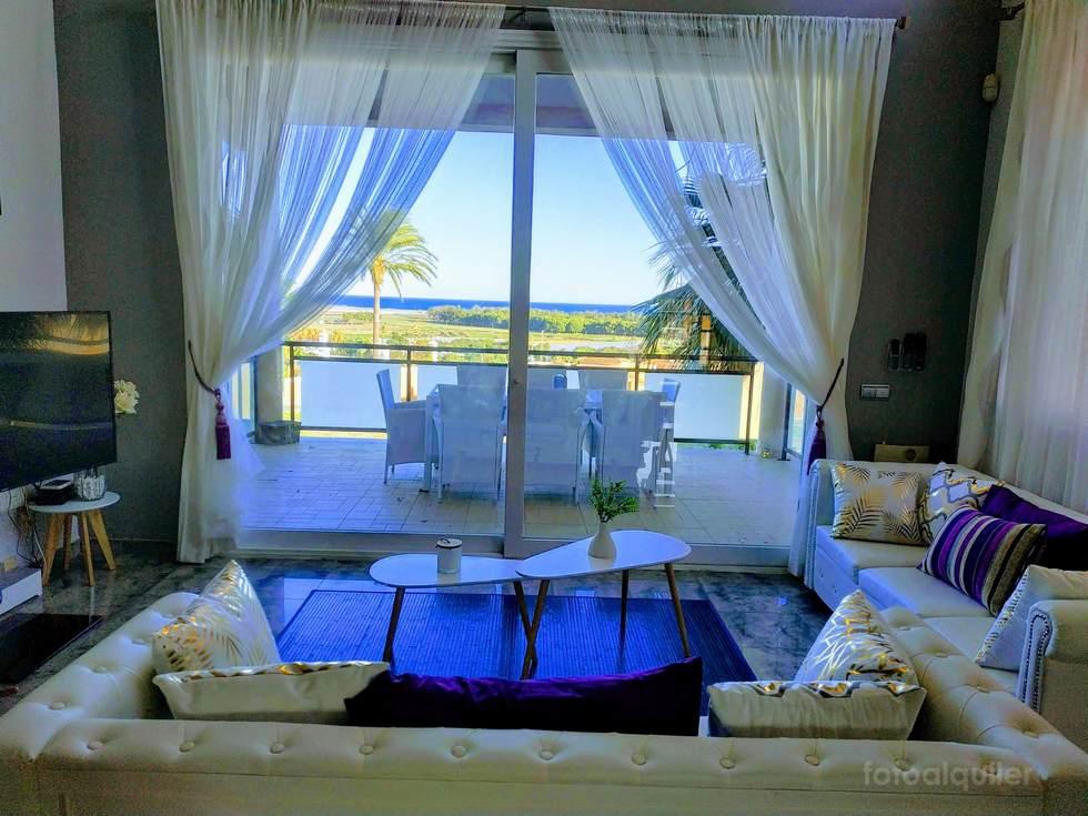 Dream Beach B&B, habitaciones con desayuno en la playa de Palomares, Almería