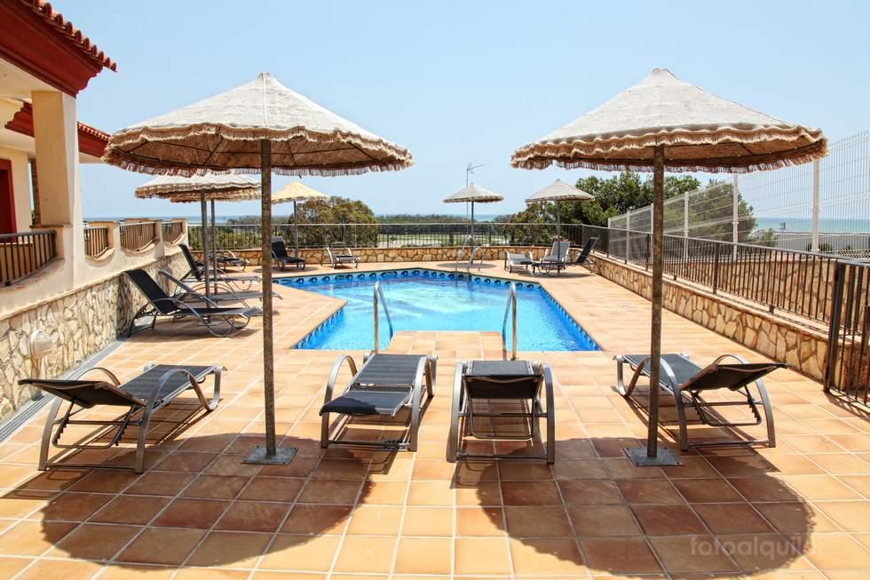 Apartamentos en la playa en Almería, Palomares.