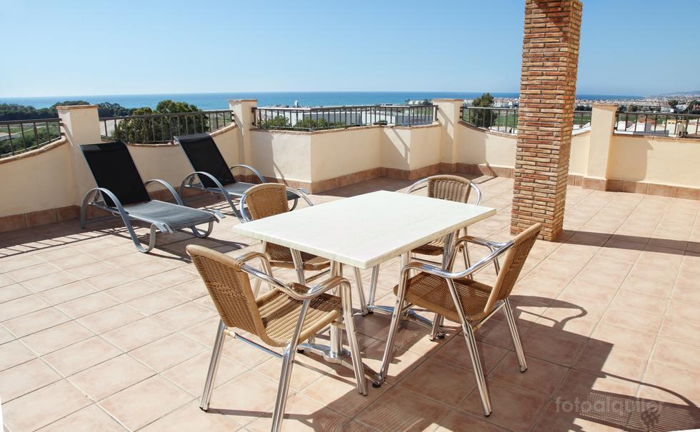 Apartamento con vistas al mar en Almería, Palomares