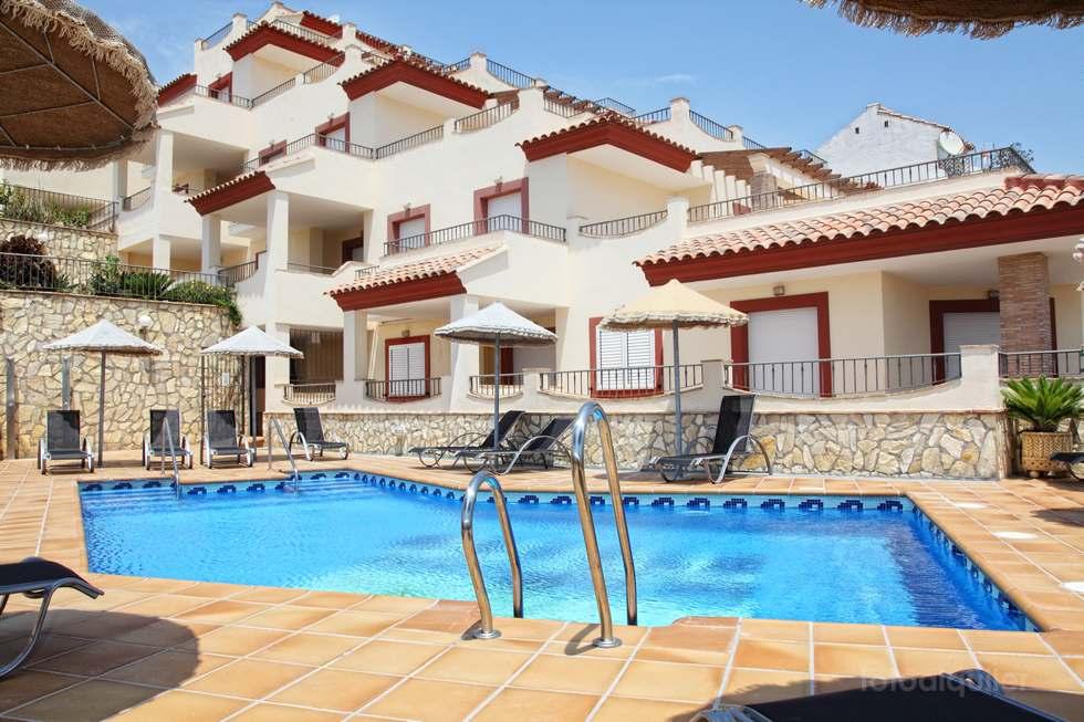 Apartamentos dúplex en Residencial Mirador del Mar, Palomares, Almería