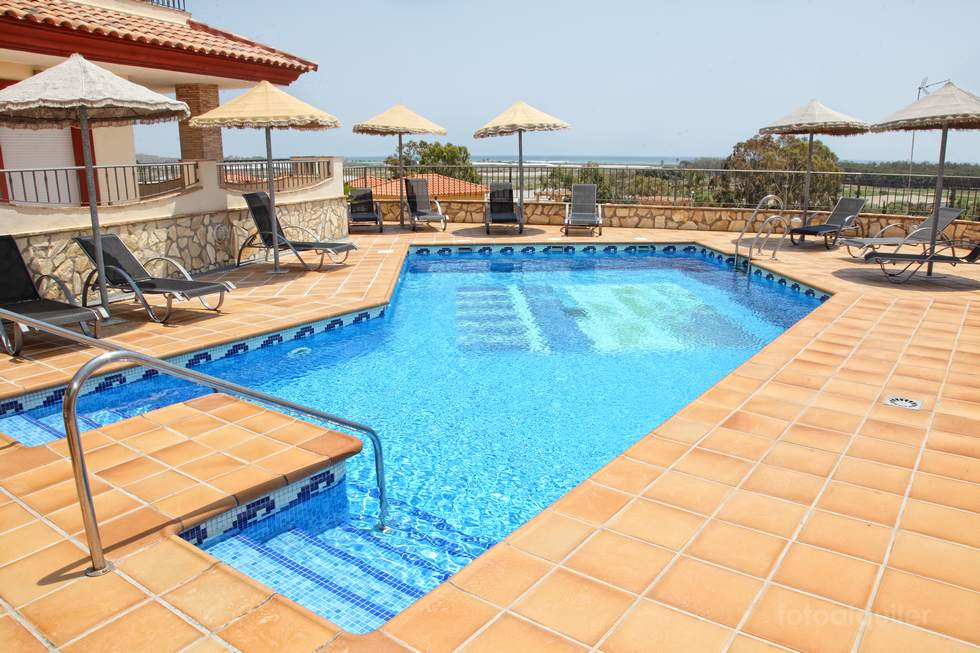 Apartamento en la playa en Palomares, Almería