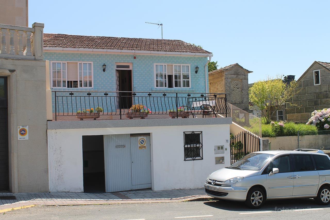 Alquiler de casa de pueblo tres dormitorios en Panxón, Nigrán, Pontevedra