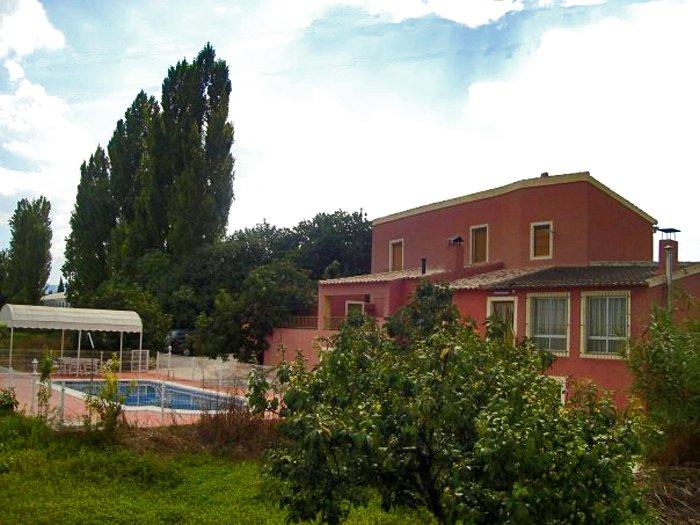 Casa rural Paraje de las Fuentes en Caravaca de la Cruz, Murcia