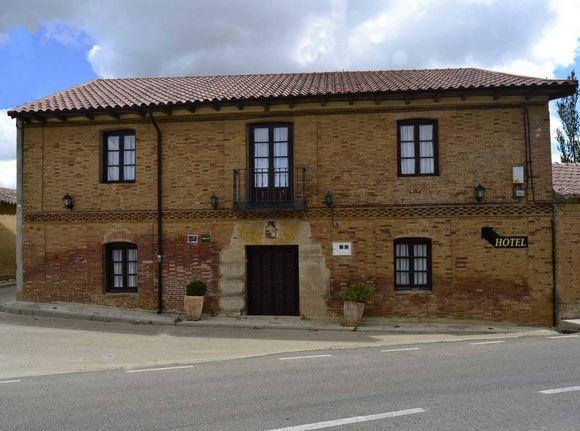 Paso Camino de Santiago,casa rural en Población de Campos, Palencia