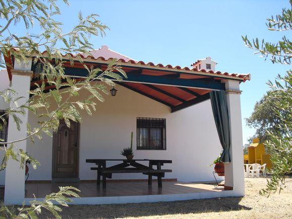 Alquiler de Casa de Campo Pedriquejo en Obejo, Sierra de Córdoba.