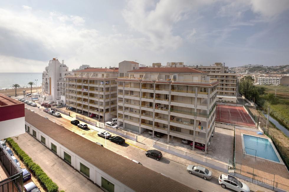 Alquiler de apartamento con piscina en la Urbanización Esmeralda, Peñíscola, Castellón, ref.: peniscola-10967