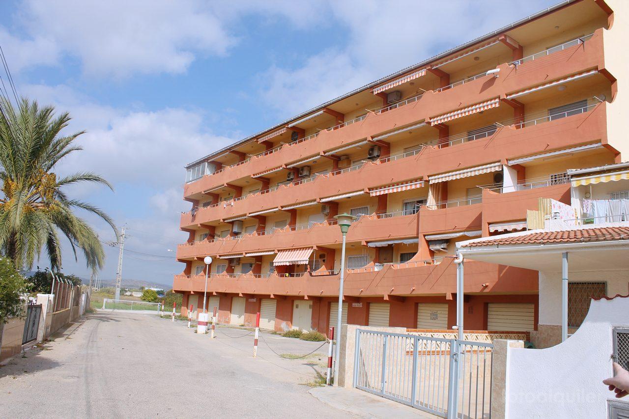 Alquiler apartamento un dormitorios en Peñíscola, Castellón