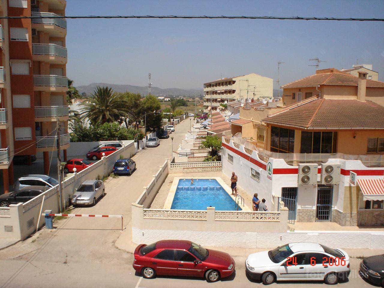 Alquiler de apartamento en planta baja con terraza en Peñíscola, Castellón, ref.: peniscola-11155