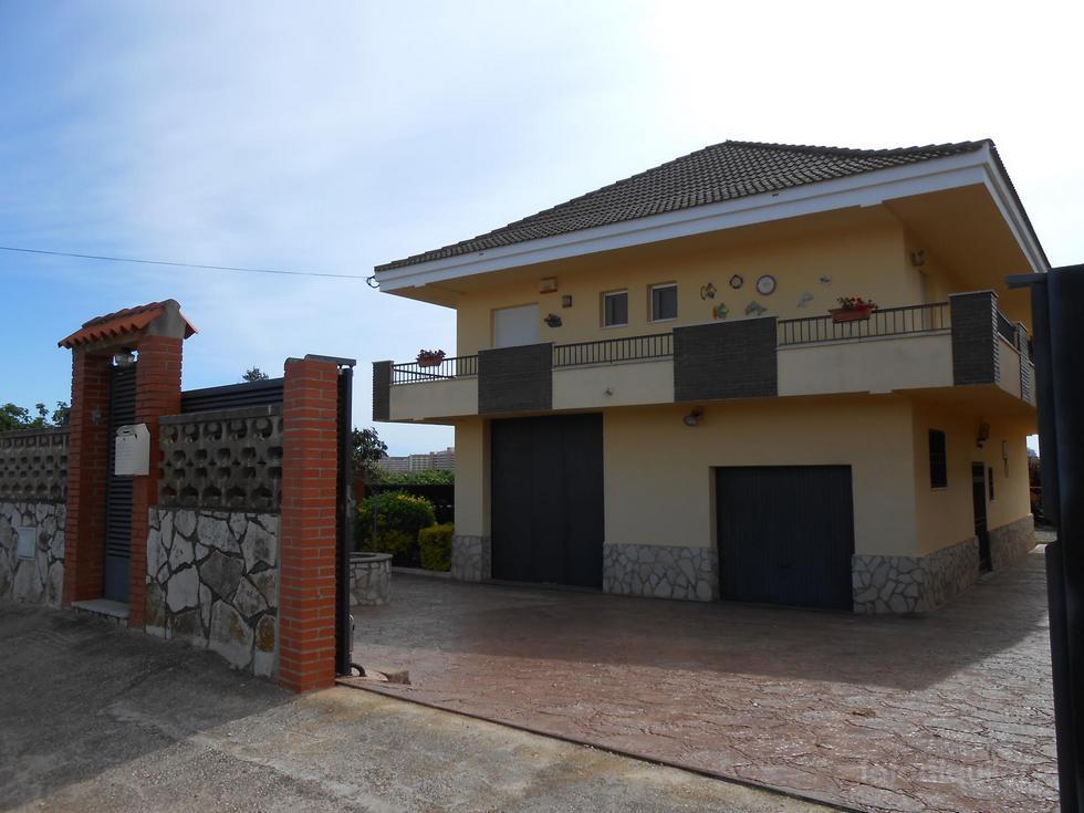 Alquiler de chalet para 10 personas en Peñíscola. Chalet ideal familias con niños en Peñiscola, Castellón.