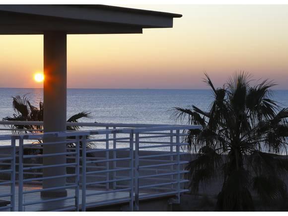 Apartamento de alquiler en Peñíscola en primera línea de playa