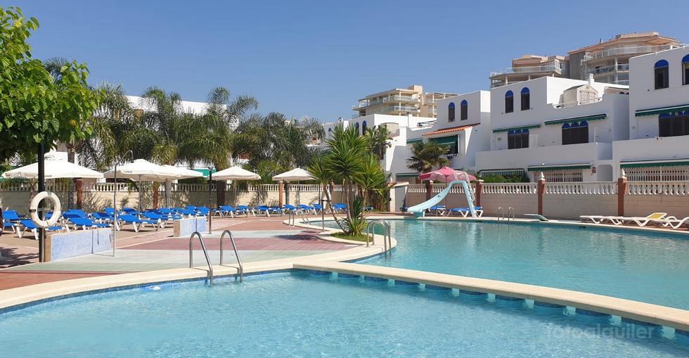 Apartamento para vacaciones con niños en Peñíscola, urbanización Peñíscola Residencial