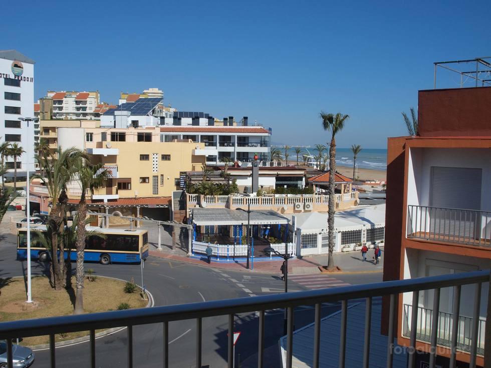 Alquiler de apartamento con vistas a la playa de Peñíscola, Castellón