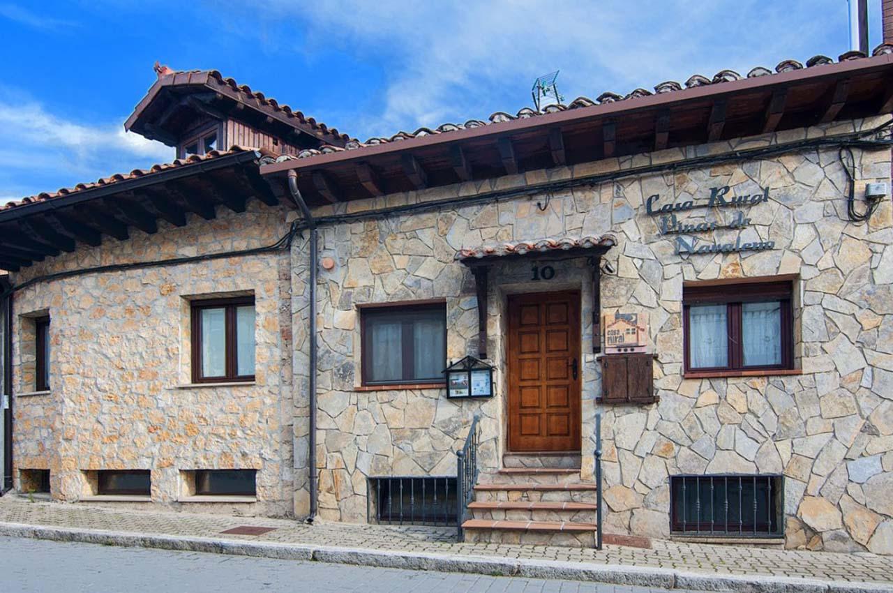 Casa Rural El Pinar de Navaleno 1 en Navaleno, Soria.