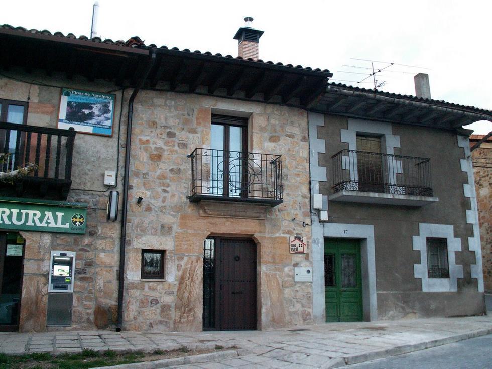 Casa Rural El Pinar de Navaleno  2 en Navaleno, Soria.