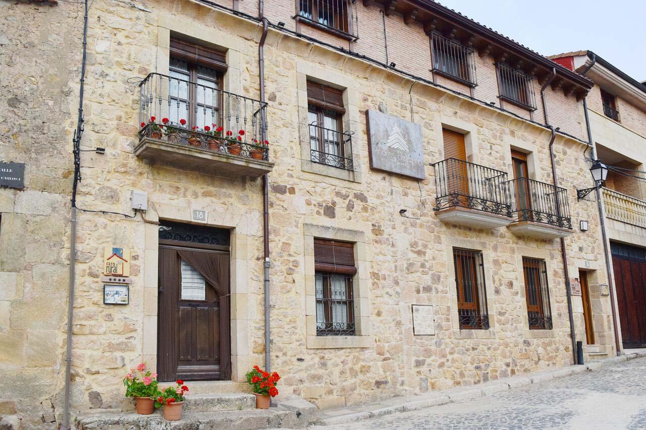 Casa Rural Pinares de Soria, alojamiento para 10 personas en Molinos de Duero, Soria