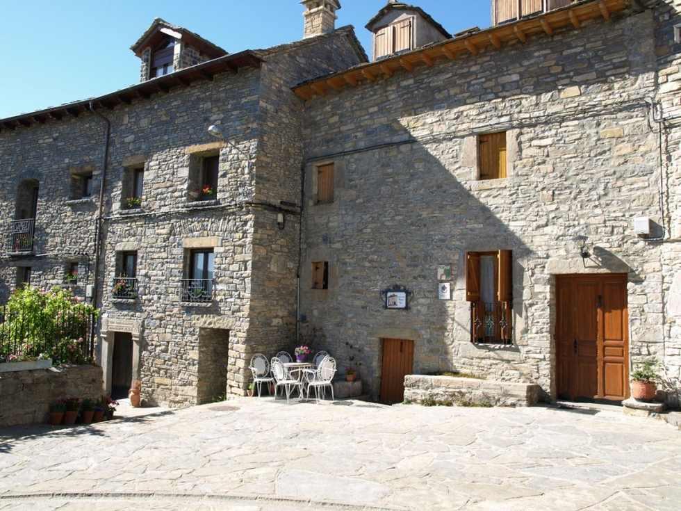 Casa Piquero, casa rural en Sieste, Parque Nacional de Ordesa y Monte Perdido, Huesca