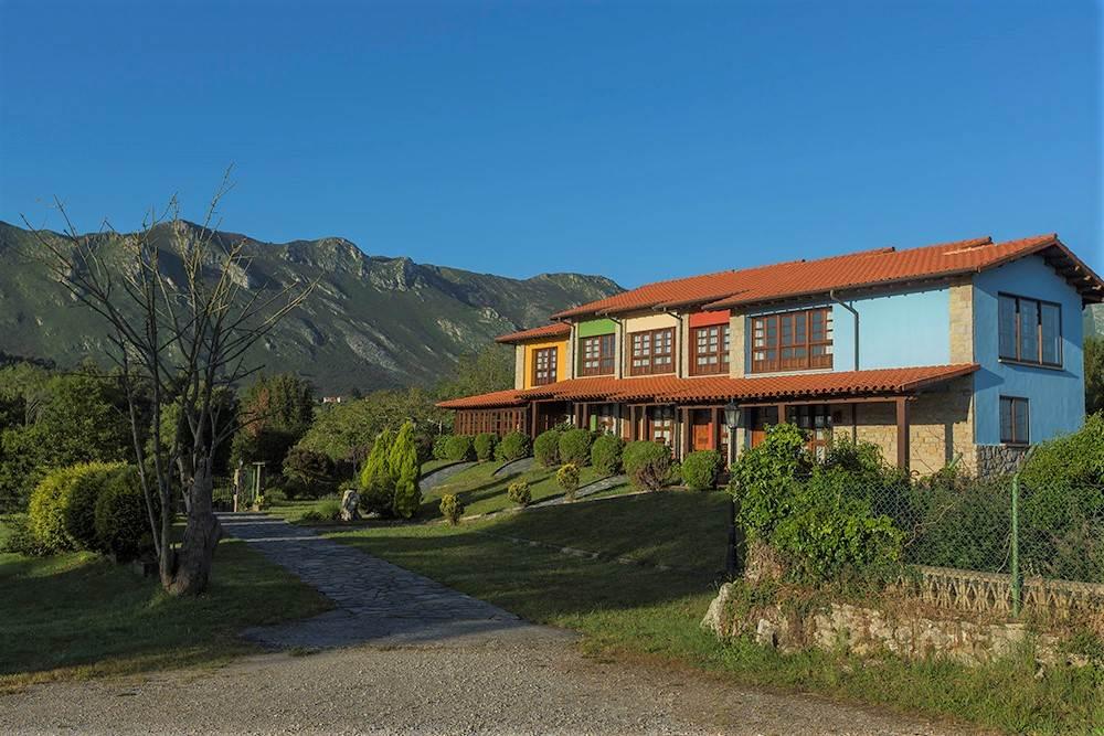 Casas Rurales Playa de Guadamía, Llanes, Asturias