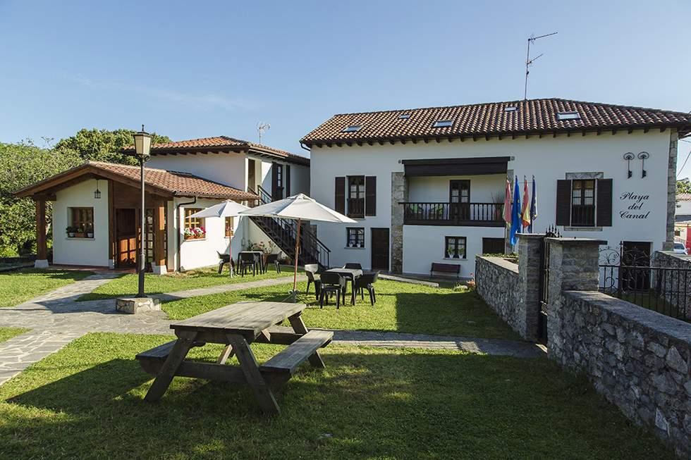 Apartamentos rurales Playa del Canal en Llanes, Villanueva de Pría,Asturias