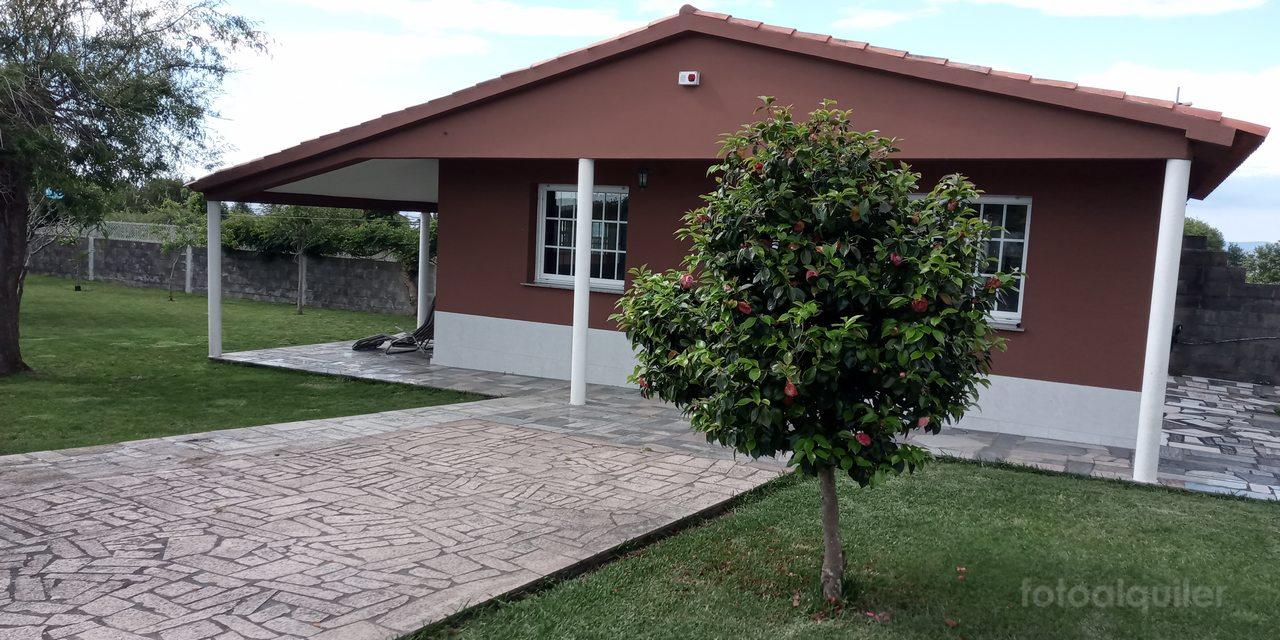Alquiler de casa vacacional en O Grove, Playa Mexilloeira, Pontevedra