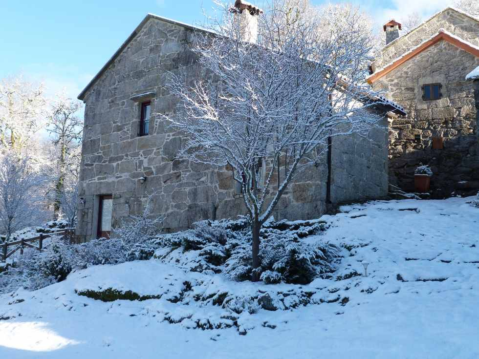 Casas rurales Aldea de Portomartiño en A Lama, Pontevedra