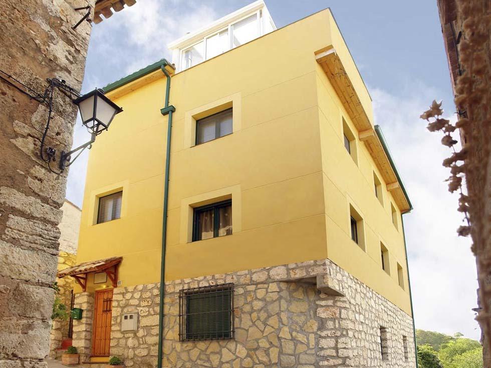 La Posada del Viento, apartamentos rurales en La Alcarría, Balconete, Guadalajara ref.: posadadelviento