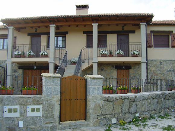 Casas Rurales Prado de la Iglesia, San Martín del Pimpollar en Avila