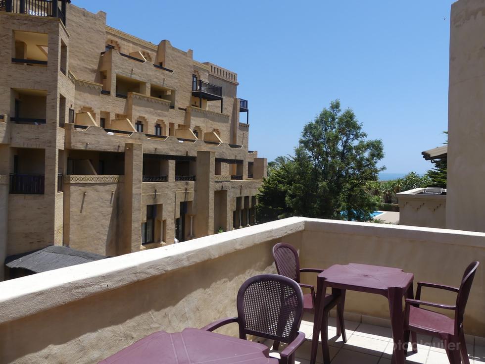 Apartamento en primera línea de playa en Punta del Moral, Ayamonte